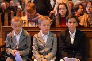 Premières Communions avril 2016